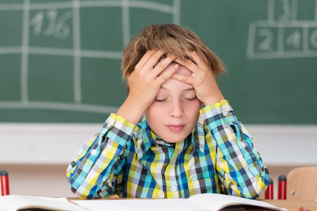 Картинки по запросу ból głowy dziecko